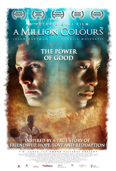A Million Colours Movie Poster